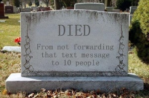 Died-from-not-forwarding
